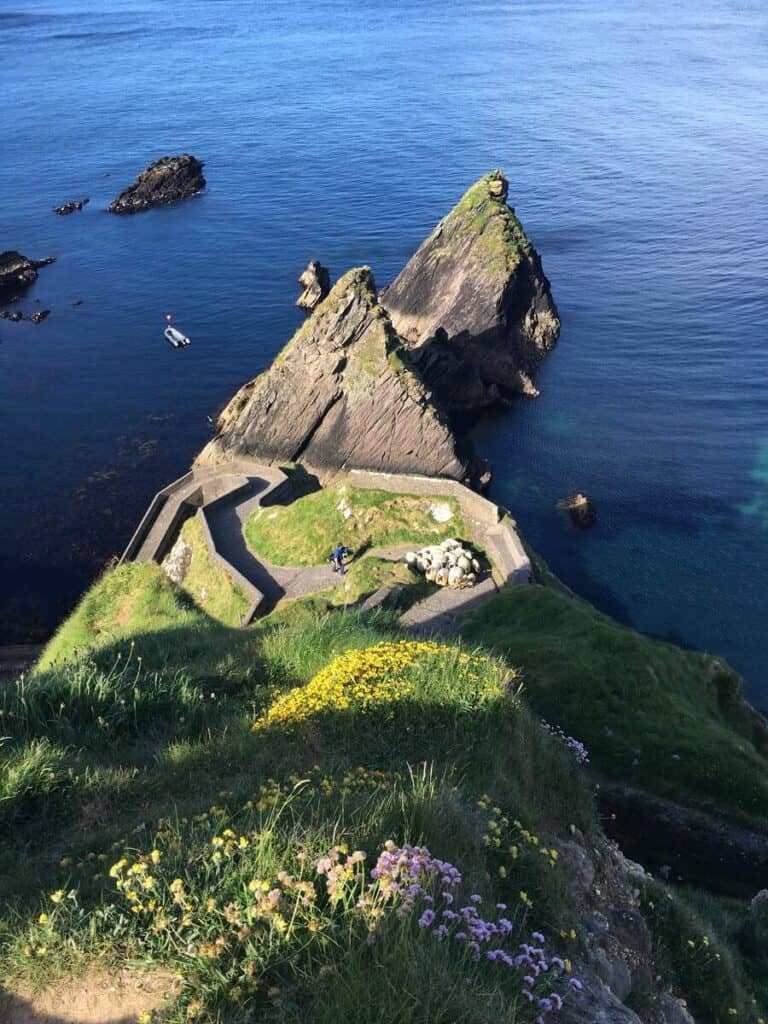 Dunquin Harbour, Dingle County Kerry